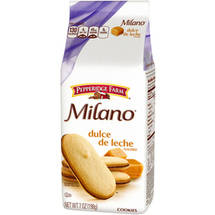 Pepperidge Farm Milano Dulce De Leche Cookies