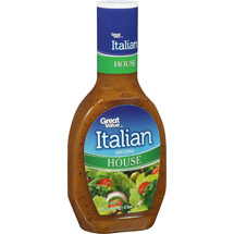 Great Value Italian House Dressing