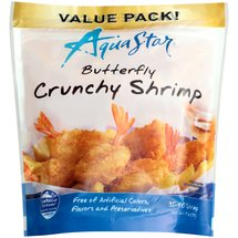 Aqua Star Butterfly Crunchy Shrimp