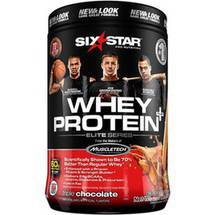 Six Star Muscle Professional Strength Double Chocolate Supreme Whey Protein Dietary Supplement