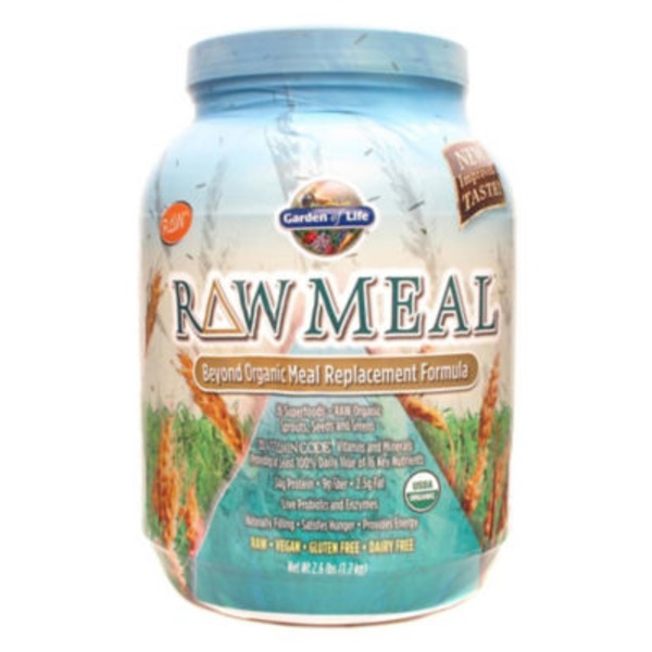 Garden of Life RAW Meal Beyond Organic Shake & Meal Replacement Formula