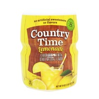 Country Time Lemonade Flavor Drink Mix