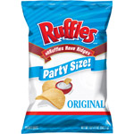 Ruffles Original Potato Chips Family Size