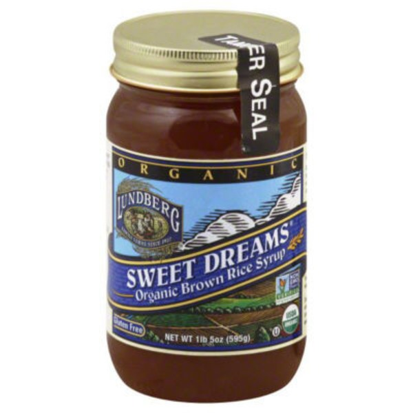 Lundberg Family Farms Sweet Dreams Organic Brown Rice Syrup