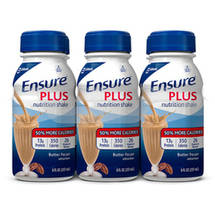 Ensure Plus Shake Butter Pecan