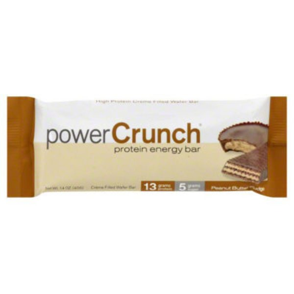 Power Crunch Protein Energy Bar Original Peanut Butter Fudge