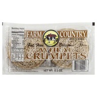 Hill Country Farm Fat Free Wheat Crumpets