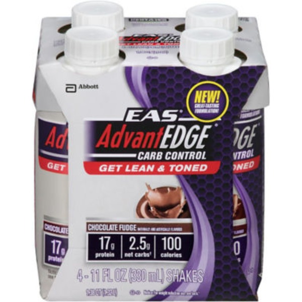 Eas Advantedge Pure Milk Milk Chocolate Protein Shake