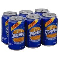 Orangina Sparkling Citrus Beverage with Natural Pulp