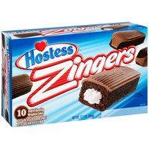 Hostess Devil's Food Zingers