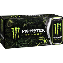 Monster Energy Energy Taurine Plus Ginseng Energy Supplement