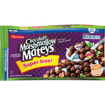 Malt-O-Meal Chocolate Marshmallow Mateys Cereal