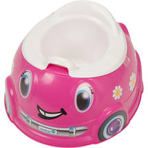 Safety 1st Fast and Finished Car Potty Pink