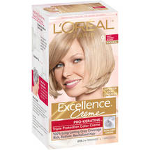 L'Oreal Excellence Creme Light Natural Blonde Natural 9 Hair Color