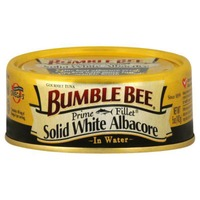 Bumble Bee Prime Fillet Solid White Albacore in Water Tuna