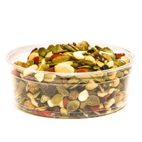 Living Intentions Sprouted Trail Mix Wild Berry