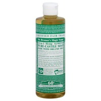 Dr. Bronner's Hemp Almond Pure Castile Soap