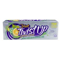 Twist Up Diet Caffeine Free Lemon Lime Soda