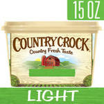 Shedd's Spread Country Crock Light Vegetable Oil Spread