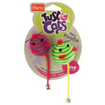 Hartz Just for Cats Bell Mouse Cat Toy