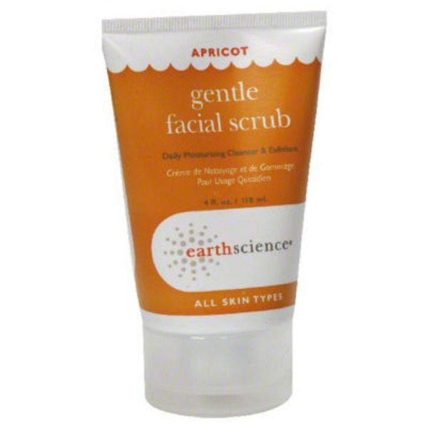 Earth Science Naturals Gentle Apricot Facial Scrub