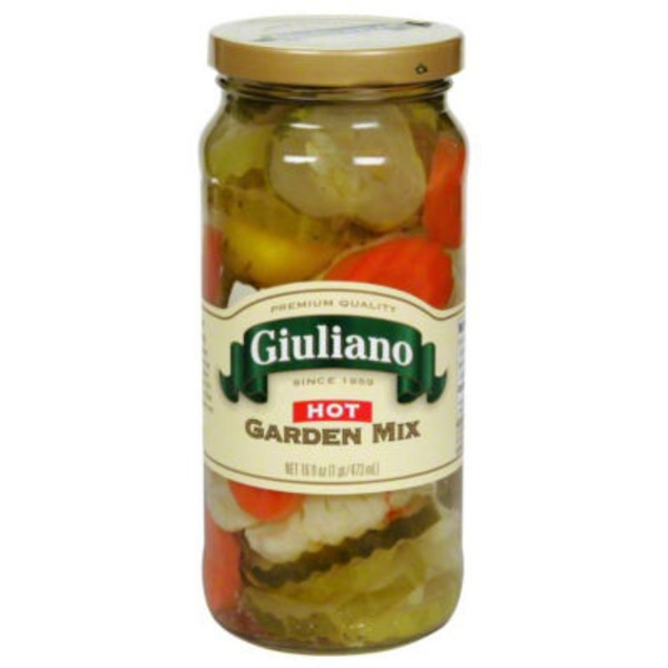 San Giualiano Hot Garden Mix