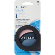 Almay Intense I-Color Party Brights All Day Wear Powder Eye Shadow For Blue Eyes