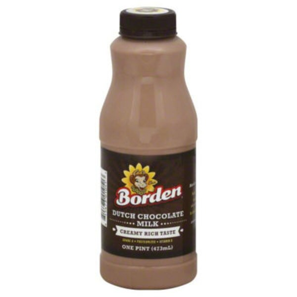 Borden Dutch Chocolate Milk