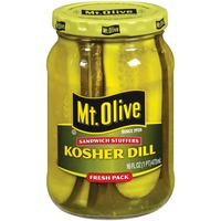 Mt. Olive Kosher Dill Sandwich Stuffers Fresh Pack Pickles