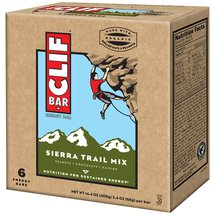CLIF Sierra Trail Mix Energy Bars