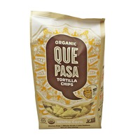 Nature's Path Organic Que Pasa Organic Tortilla Chips White Corn