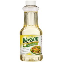 Wesson Pure Canola Oil