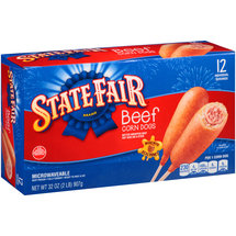State Fair Beef Corn Dogs