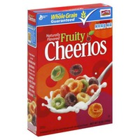 Fruity Cheerios Cereal
