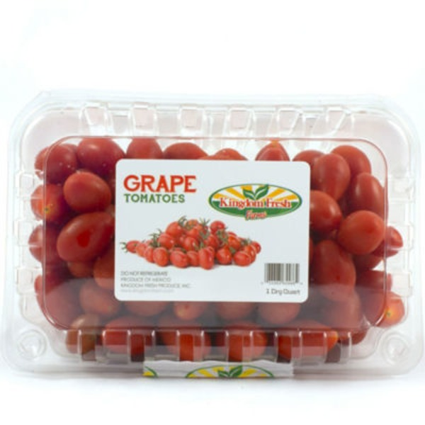 Kingdom Fresh Grape Tomatoes