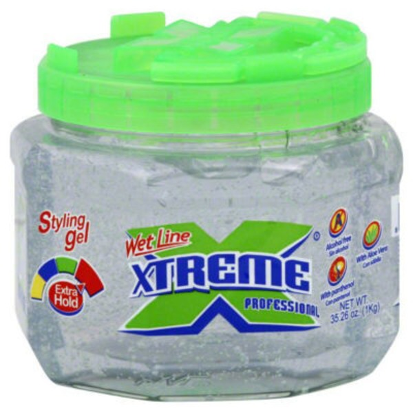 Wet Line Xtreme Professional Styling Gel Extra Hold