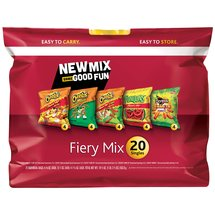 Frito-Lay Fiery Mix Variety Pack