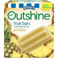 Edy's Outshine Fruit Bars Pineapple