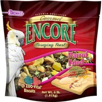 Brown's Encore Foraging Feast Parrot Food