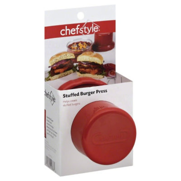 Chef Style Stuffed Burger Press