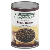 Central Market Fat Free Low Sodium Black Beans