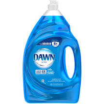 Dawn Ultra Concentrated Dishwashing Liquid Refill Size Original Scent