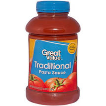 Great Value Traditional Pasta Sauce