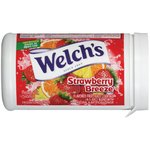 Welchs Frozen Strawberry Breeze Juice Concentrate 11.5 Fl Oz
