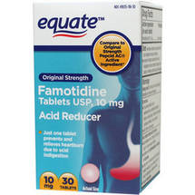 Equate Original Strength Famotidine Acid Reducer