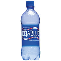 Deja Blue Purified Drinking Water