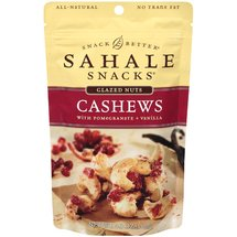 Sahale Snacks Cashews Glazed Nuts