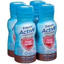 Ensure Active Heart Health Milk Chocolate Nutrition Shake