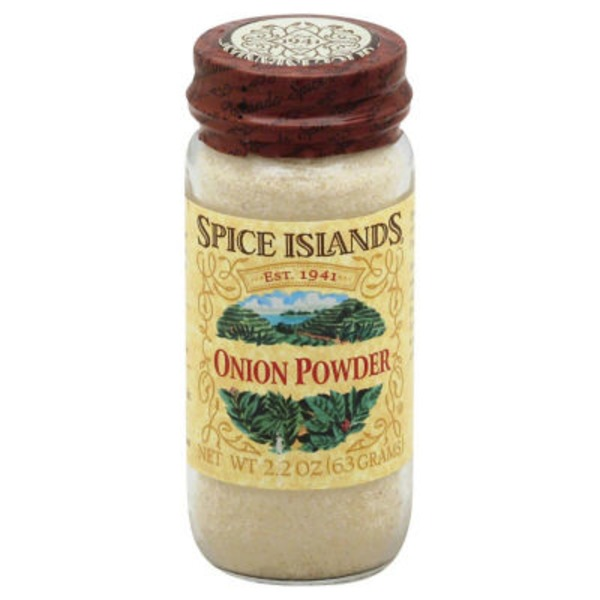 Spice Islands Onion Powder