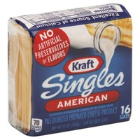 Kraft American Cheese Slices